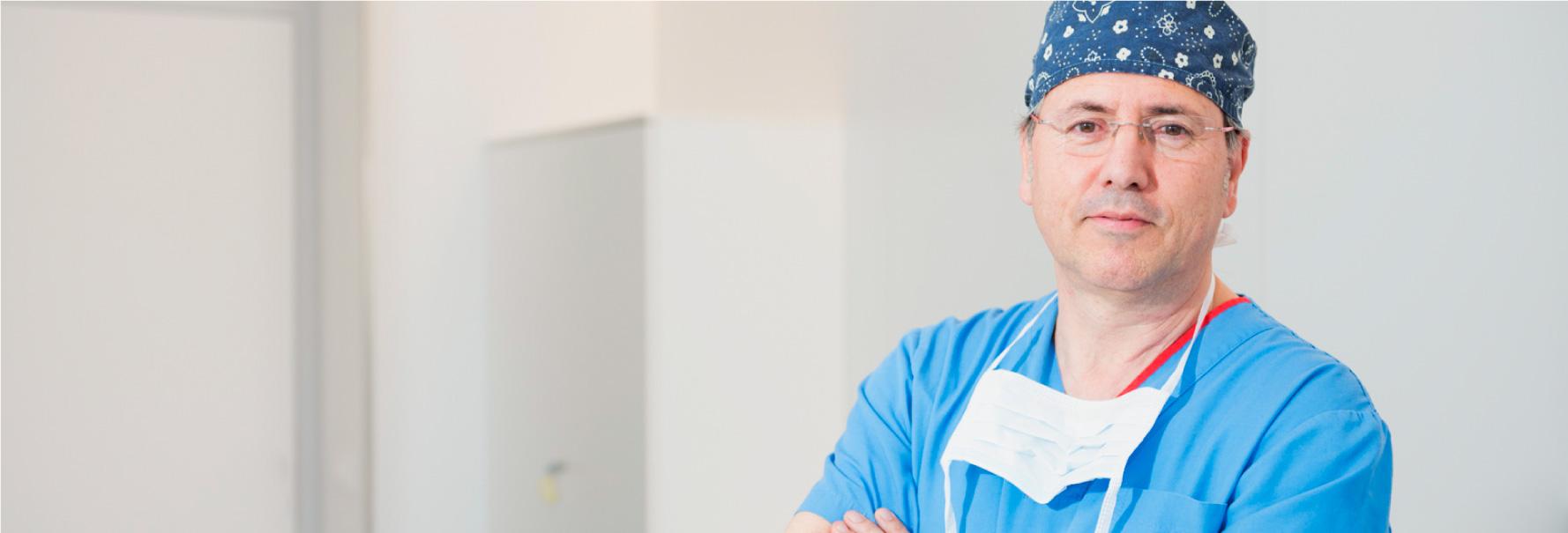 Doctor Pablo Moreno Cirujano Endocrino